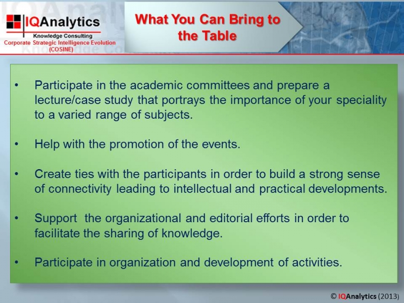Analytics World 10