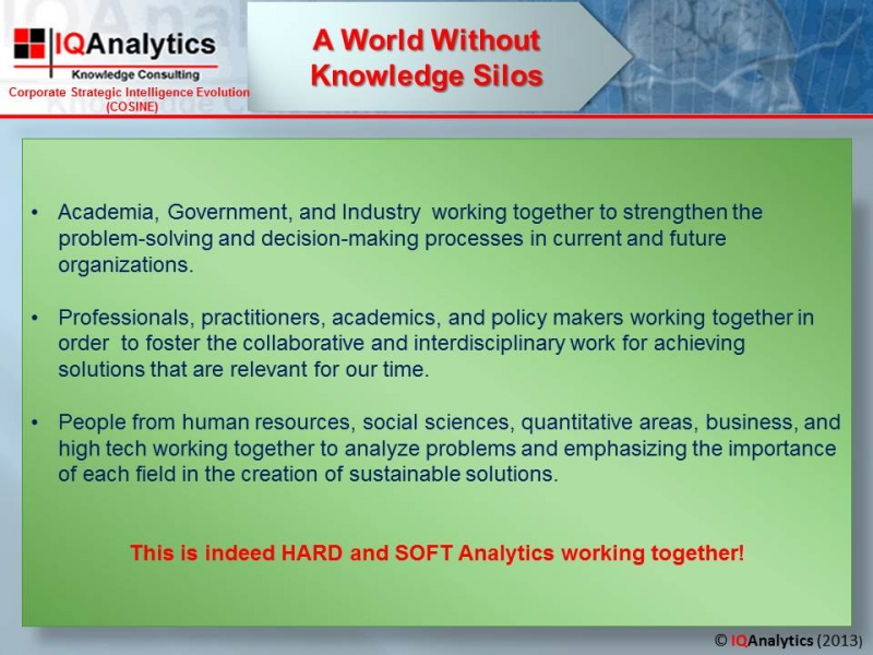 Analytics World 5